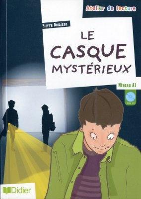 """P. Delaisne""""Le casque mystérieux""""  (Pack wA26)"""