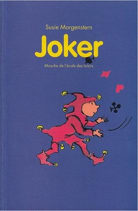 """Susie Morgenstern - """"Joker""""  (Pack wA92)"""