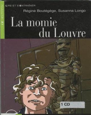 """Boutégège Régine """"La_momie_du_Louvre""""  (Pack wA31)"""