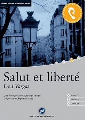 """Fred Vargas - """"Salut et liberté"""" - (Pack wB54)"""