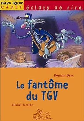 "Romain Drac - ""Le fantôme du TGV""  (wH14)"