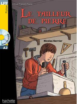 """Nicolas Gerrier - """"Le tailleur de pierre""""  (Pack wA28)"""
