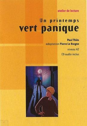 """Paul Thiès - """"Un printemps vert panique""""  (Pack wA65)"""