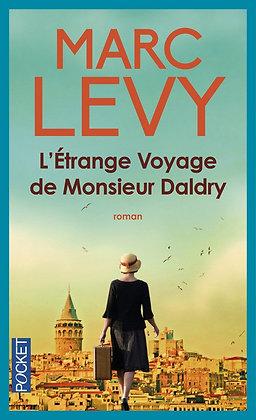 """Marc Levy – """"L'étrange voyage de Monsieur Daldry""""  (Pack wD20)"""