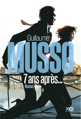 "Musso Guillaume - ""Sept ans après""  (Pack wD30)"