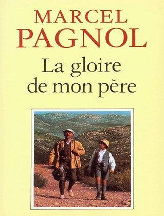 """Marcel Pagnol - """"La gloire de mon père""""  (Pack wD25)"""