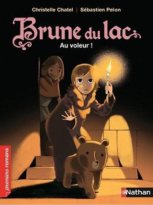 """Christelle Chatel - """"Brune du lac. Au voleur""""  (wH11)"""