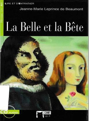 """Jeanne-Marie Leprince de Beaumont - """"La Belle et la Bête""""  (Pack wA32)"""