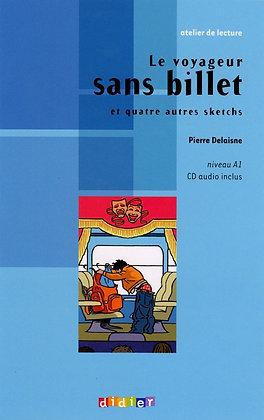 """Pierre Delaisne """"Le voyageur sans billet""""  (Pack wA29)"""