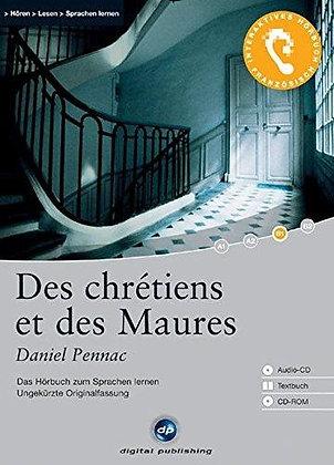 """Daniel Pennac - """"Des chrétiens et des Maures"""" - (Pack wB55)"""