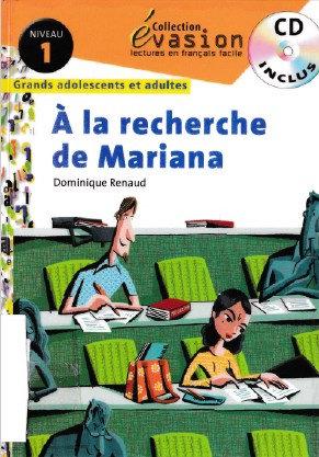 """Renaud Dominique - """"A la recherche de Mariana""""  (Pack wA50)"""