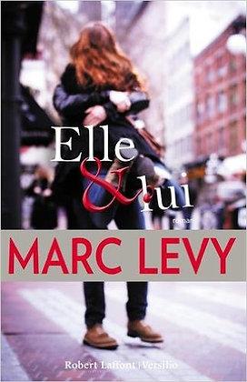 """Marc Levy """"Elle et lui""""  (Pack wD5)"""