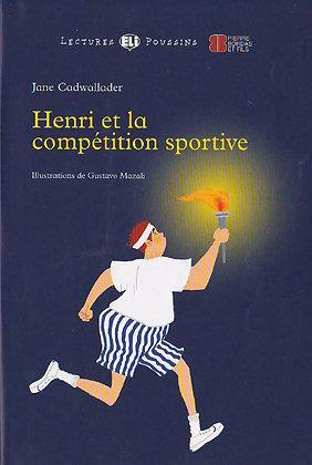 "Gadwallader Jane - ""Henri et la competition sportive""  (Pack wA98)"