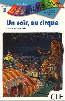"""Giovanna Tempesta -"""" Un soir au cirque""""  (wH12)"""