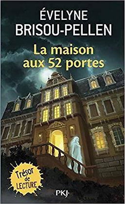 """Brisou-Pellen Évélyne - """"La maison aux 52 portes""""  (wH19)"""