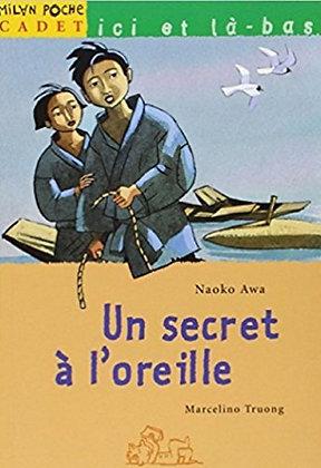 Naoko Awa - Un secret à l'oreille (wH02)