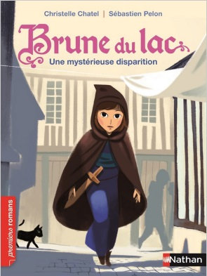 """Christelle Chatel - """"Une mystérieuse disparition""""  (wH16)"""