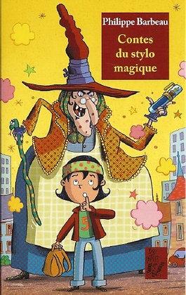 """Philippe Barbeau - """"Contes du stylo magique""""  (wH13)"""