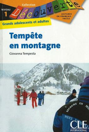 "Giovanna Tempesta - ""Tempête en montagne""  (Pack wA83)"