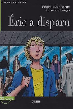 """Boutégège Régine - """"Éric a disparu""""  (Pack wA70)"""
