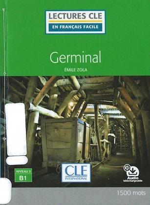 "Emile Zola - ""Germinal"" - (Pack wB46)"