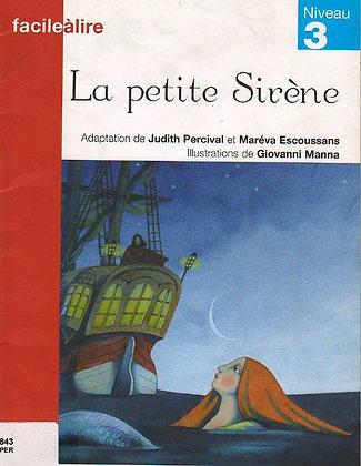 "Andersen Hans Christian - ""La Petite Sirène""  (Pack wA101)"