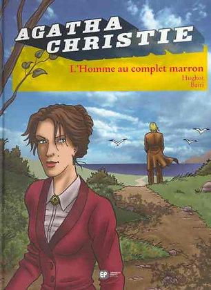 """Christie Agatha - """"L'homme au complet marron"""" - (Pack wB43)"""