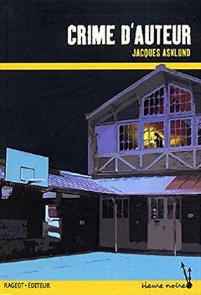 """Jacques Asklund - """"Crime d'auteur""""  (wH04)"""