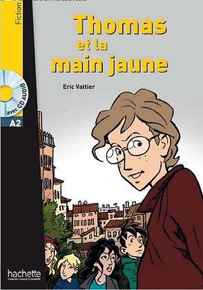 """Éric Vattier - """"Thomas et la main jaune""""  (wH10)"""