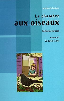 """Catherine Jorissen - """"La chambre aux oiseaux""""  (Pack wA37)"""