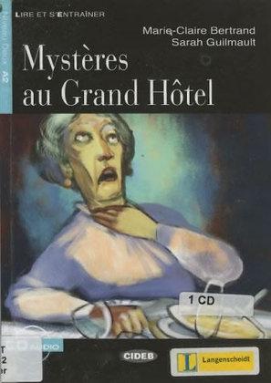 Mystères au Grand Hotel (Pack wA11)