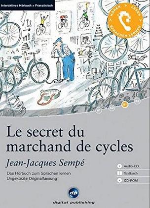 """Sempé J - """"Le secret du marchand de cycles"""" - (Pack wB33)"""