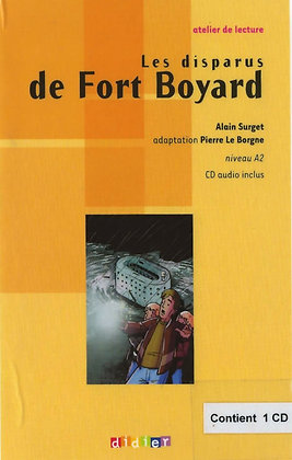 Les disparus de Fort Boyard  (Pack wA24)