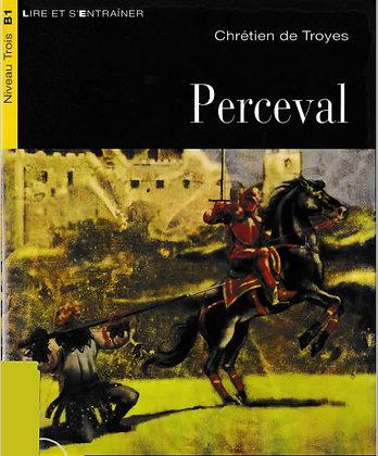 "De Troyes Chretien - ""Perceval"" - (Pack wB12)"