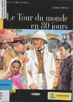 """Jules Verne - """"Le Tour du monde en 80 jours"""" - (Pack wB28)"""