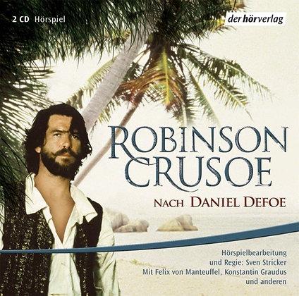 Defoe Daniel Robinson Crusoe  (Pack wD7)