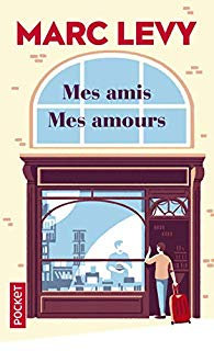 """Marc Levy """"Mes amis Mes amours""""  (Pack wD10)"""