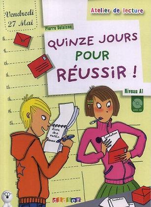 """Pierre Delaisne - """"Quinze jours pour réussir""""  (Pack wA74)"""