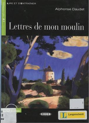 """Daudet Alphonse - """"Lettres de mon moulin""""  (Pack wA42)"""