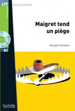 """Simenon Georges - """"Maigret tend un piège"""" - (Pack wB57)"""