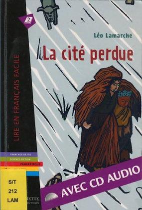 """Lamarche Léo - """"La cité perdue""""  (Pack wA52)"""