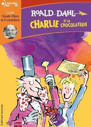 """Dahl Roald - """"Charlie et la chocolaterie""""  (Pack wA71)"""