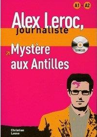 """Lause Christian - """"Mystère aux Antilles""""  (Pack wA69)"""