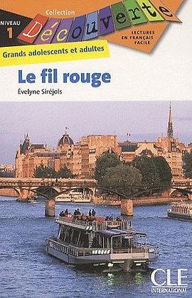 """Siréjols Évélyne - """"Le fil rouge""""  (Pack wA46)"""