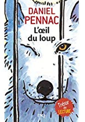 "Pennac Daniel - ""L'oeil du loup"" - (Pack wB58)"