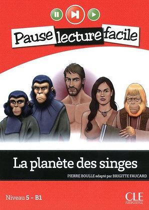 """Pierre Boulle - """"La planète des singes"""" - (Pack wB60)"""