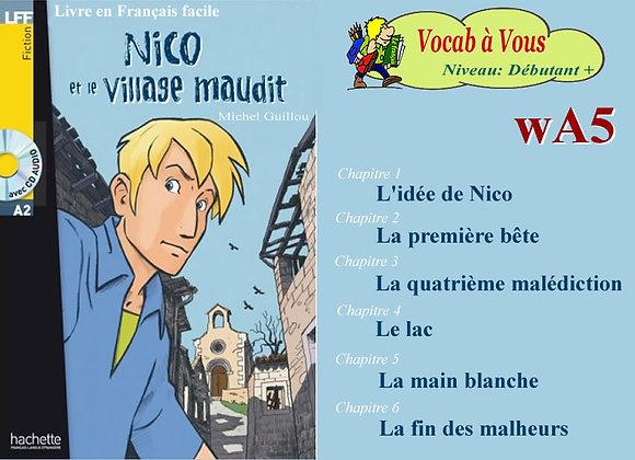 Nico et le village maudit (Pack wA5)