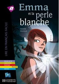 """Hommel D. - """"Emma et la perle blanche""""  (Pack wA35)"""