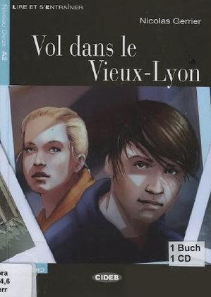 """Gerrier Nicolas - """"Vol dans le Vieux-Lyon""""  (Pack wA55)"""