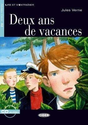 """Jules Verne - """"Deux ans de vacances""""  (Pack wA63)"""